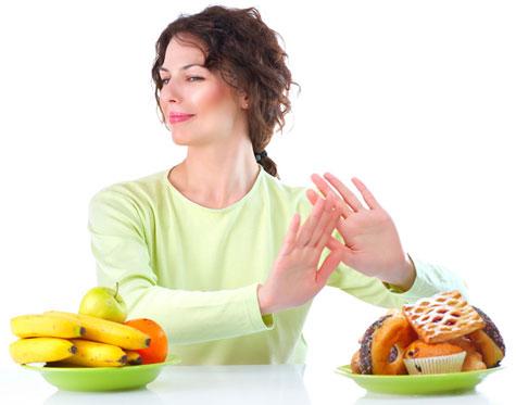 الویت نخست در رژیم کاهش وزن